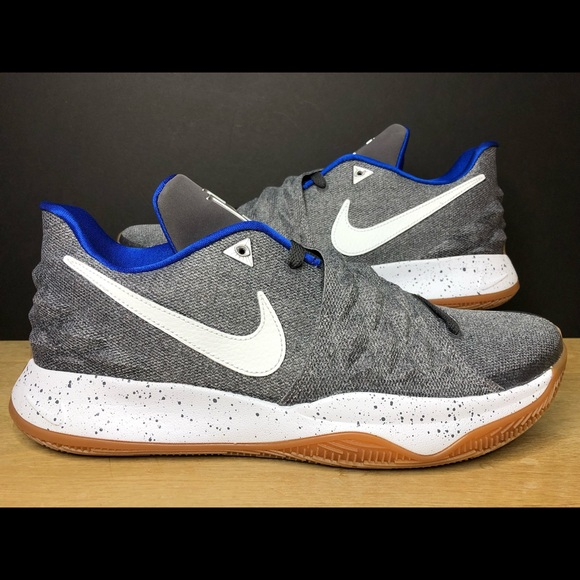 competitive price 67d72 3193c Nike Kyrie 4 Low Uncle Drew Atmosphere Grey NWT